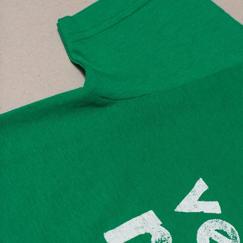 Camiseta verde – Niñ@