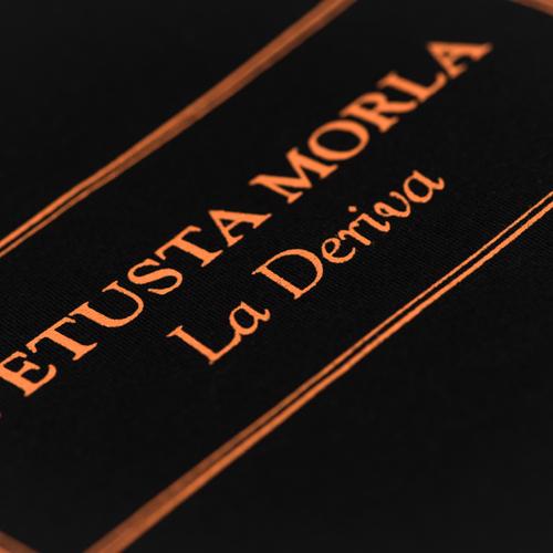 Logo La Deriva negra – Chico