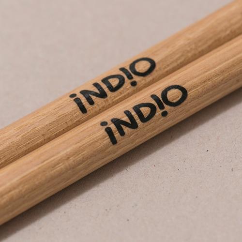 Baquetas el Indio