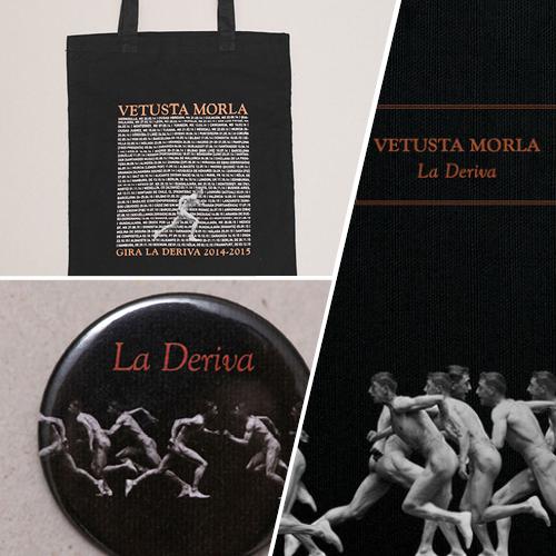 Pack La Deriva en CD