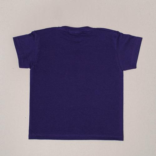 Camiseta morada – Niñ@