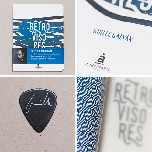 Pack Retrovisores -Guille Galván-