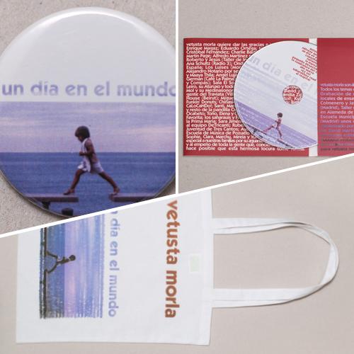 Pack Un día en el mundo en CD