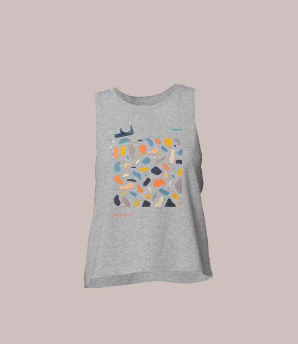 Camiseta Finisterre – Chica