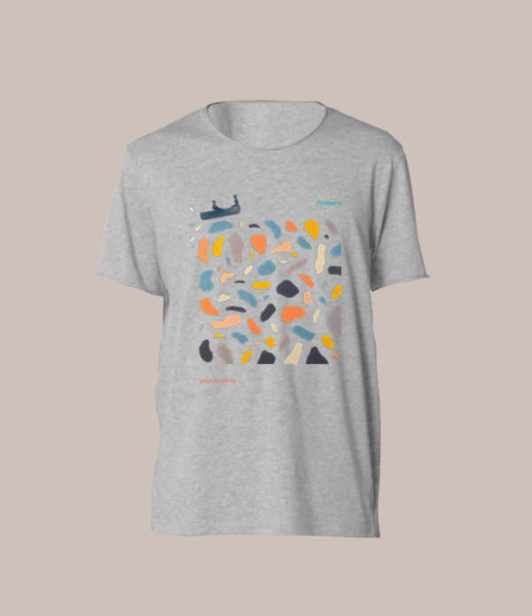 Camiseta Finisterre – Unisex